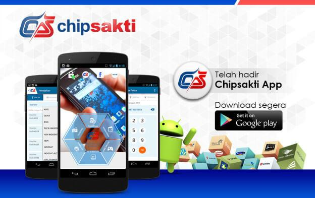 Chip Sakti App Android