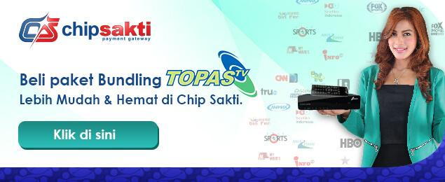 Decoder Topas TV Murah