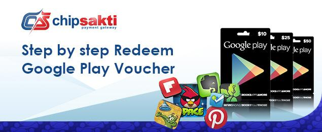 Chipsakti Redeem googleplay