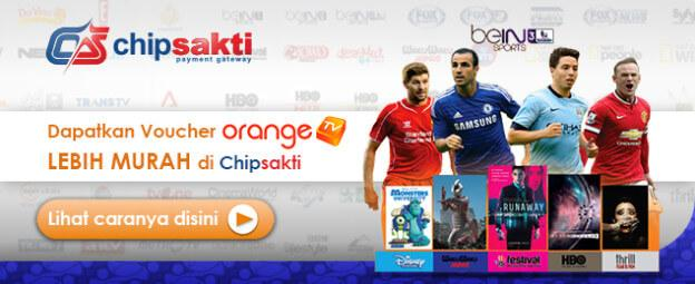 Chipsakti web banner Promo Orange TV