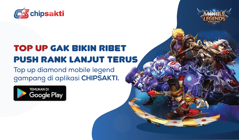Top up Mobile Legends