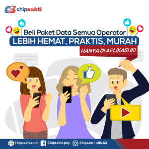 Paket Internet Telkomsel di Chipsakti